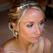 Bride Abbi makeup