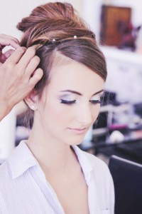 About the makeup girl