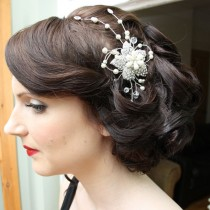 Vintage hair and makeup